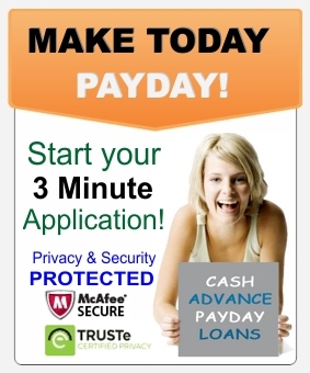 Payday loan lenders not brokers for bad credit